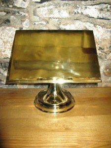 church brass polishing